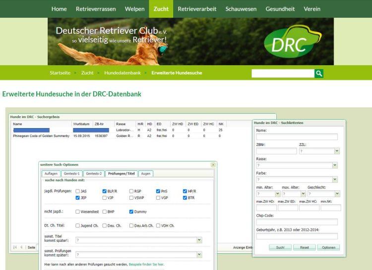 Laut DRC Datenbank gibt es keinen Zweiten wie Phinegean